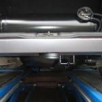 VW-T4 80+53 Liter Gastanks